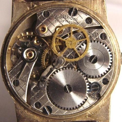 Waltham Grade No. 617 Pocket Watch Image