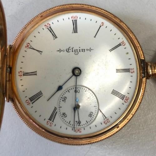 Elgin Grade 286 Pocket Watch