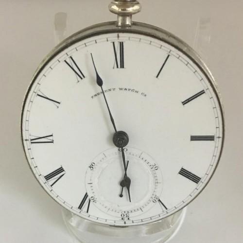 Melrose Watch Co. Grade  Pocket Watch Image