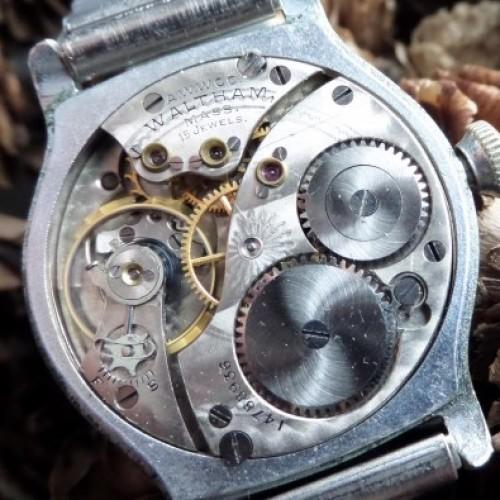 Waltham Grade No. 165 Pocket Watch
