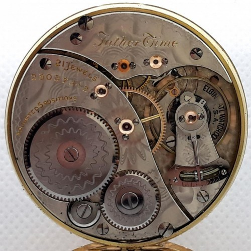 Image of Elgin 454 #25037342 Movement