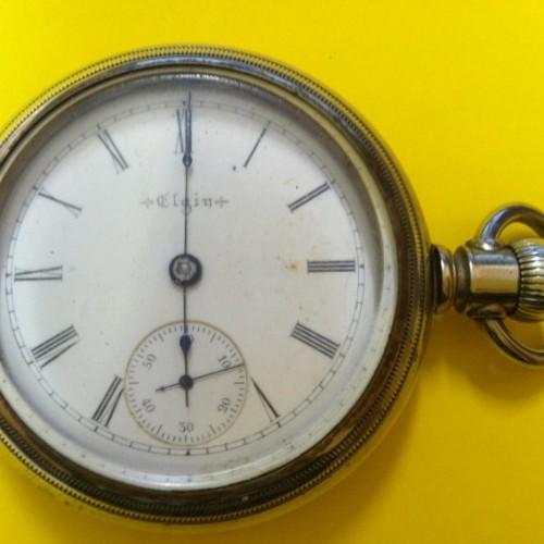 Elgin Grade 143 Pocket Watch Image