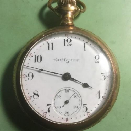 Elgin Grade 297 Pocket Watch Image