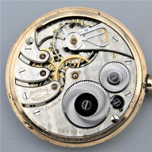 Rockford Grade 573 Pocket Watch