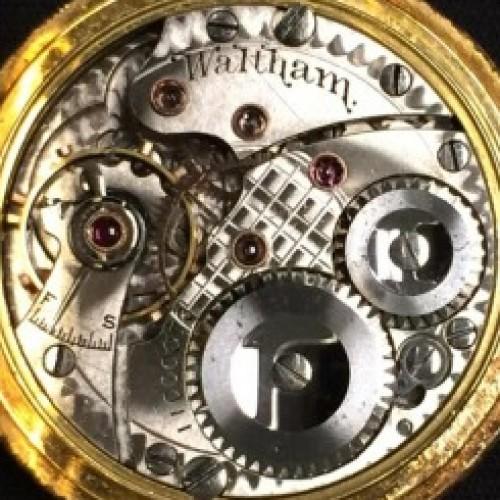 Waltham Grade Special Pocket Watch Image