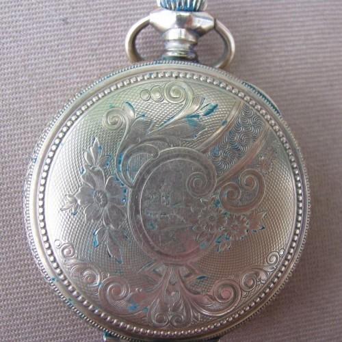 Seth Thomas Grade 119 Pocket Watch Image