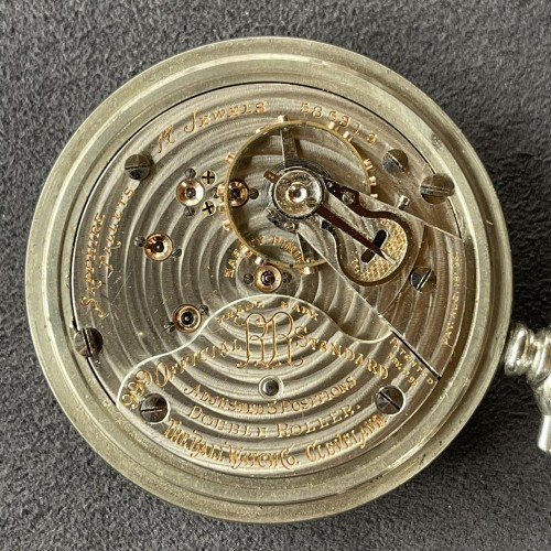 Ball Grade 999H Pocket Watch Image