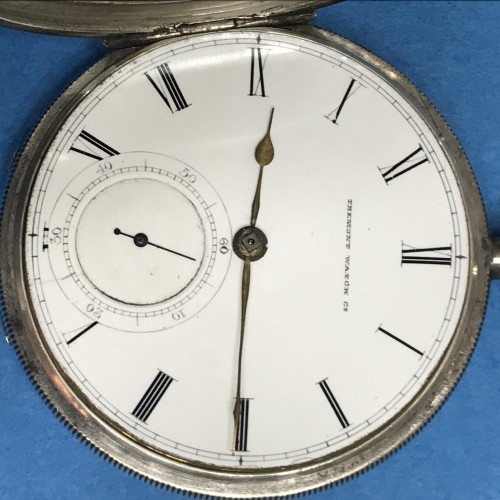 Tremont Watch Co. Grade London Pocket Watch Image