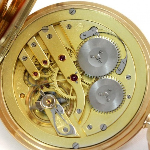 Image of International Watch Co.  #791105 Movement