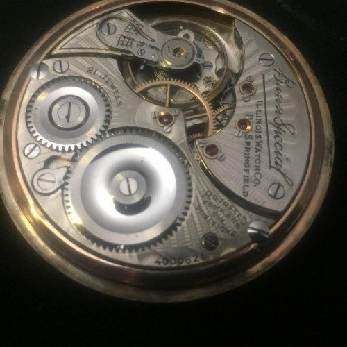 Image of Illinois Bunn Special #4005821 Movement