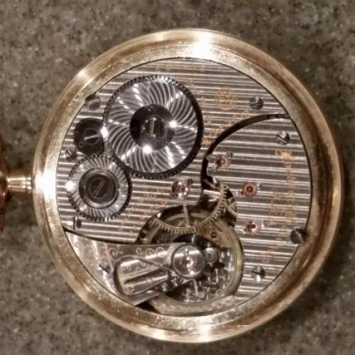 Rockford Grade 535 Pocket Watch Image