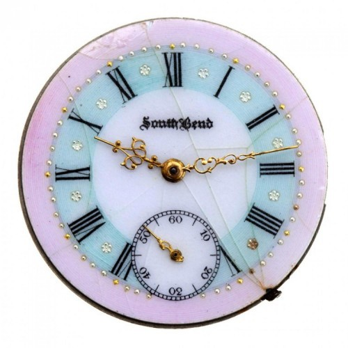 South Bend Grade 170 Pocket Watch Image