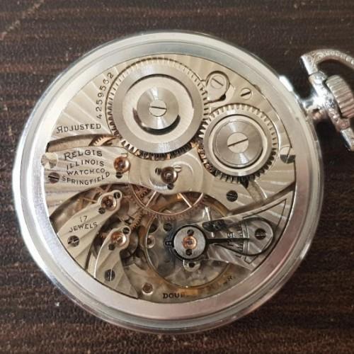 Illinois Grade 405 Pocket Watch