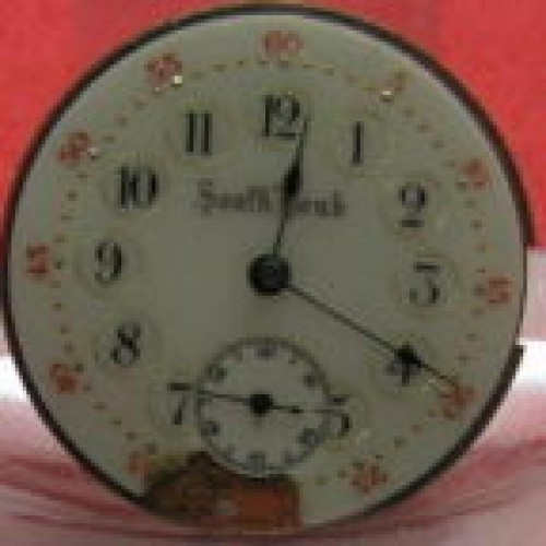 South Bend Grade Unknown Pocket Watch Image