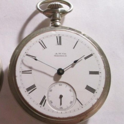 Image of Waltham No. 25 #3066168 Dial