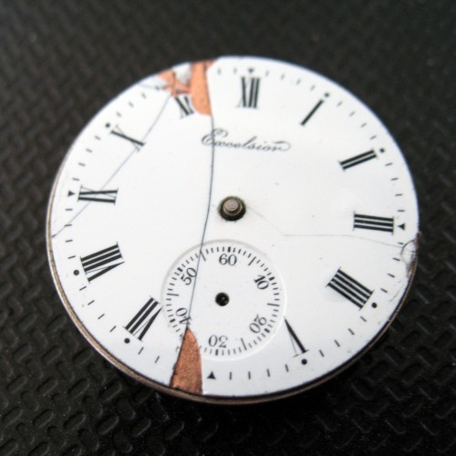 Excelsior Watch Co. Grade  Pocket Watch Image