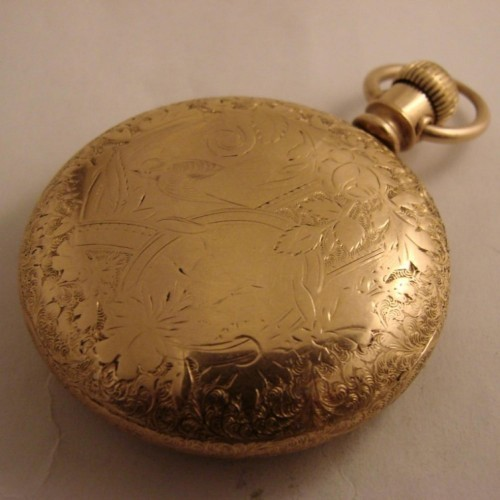 Elgin Grade 107 Pocket Watch Image