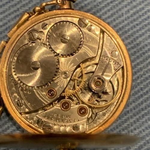 Waltham Grade No. 510 Pocket Watch Image
