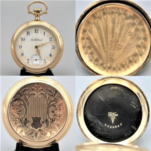 South Bend Grade 281 Pocket Watch