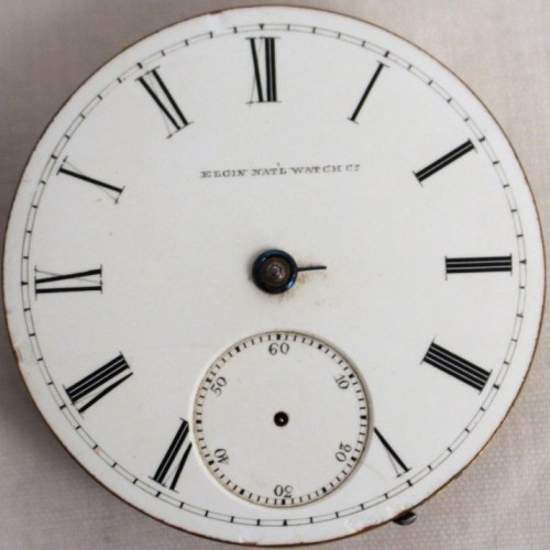 Elgin Grade 20 Pocket Watch Image