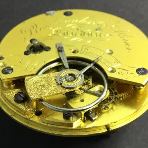 Other Grade Brockbanks & Atkins Pocket Watch Image