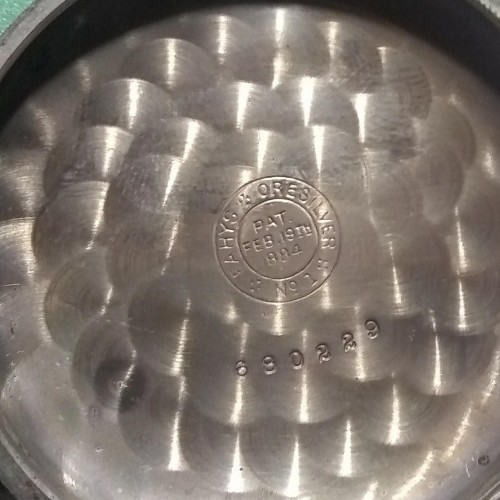 Elgin Grade 4 Pocket Watch Image