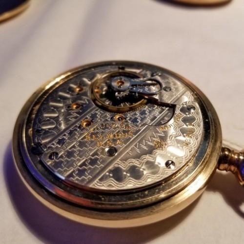 Rockford Grade 910 Pocket Watch Image