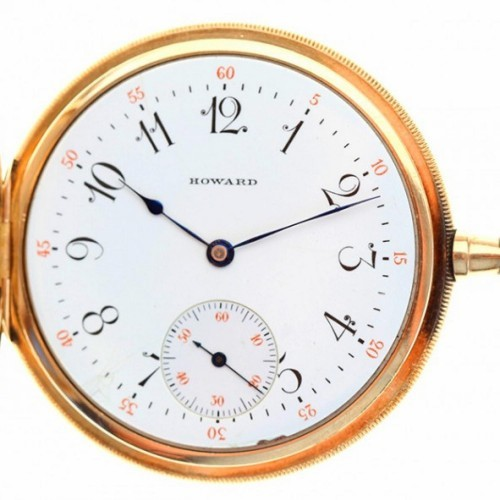 E. Howard Watch Co. (Keystone) Grade Series 6 Pocket Watch Image