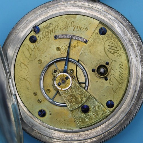 Elgin Grade 55 Pocket Watch Image