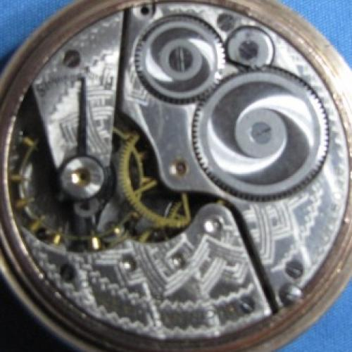 Image of Elgin 291 #21715028 Movement