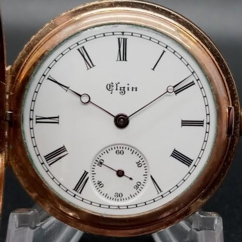 Elgin Grade 112 Pocket Watch Image