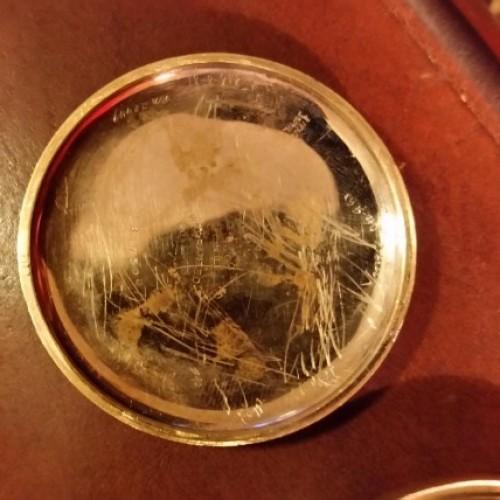 Seth Thomas Grade 36 Pocket Watch Image