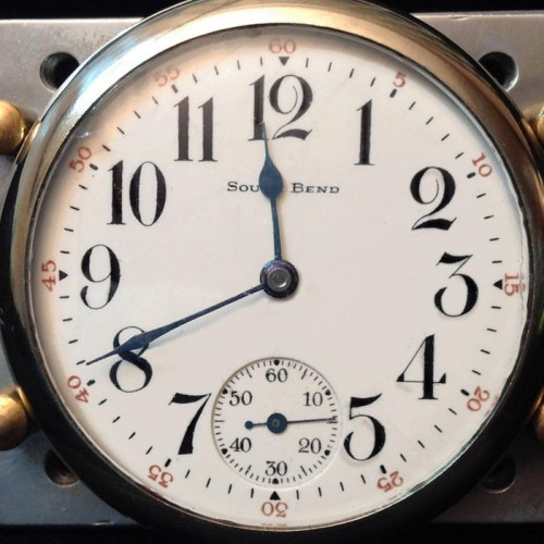 South Bend Grade 290 Pocket Watch