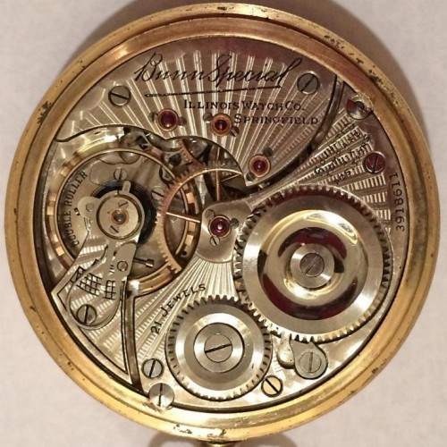 Image of Illinois Bunn Special #3918611 Movement