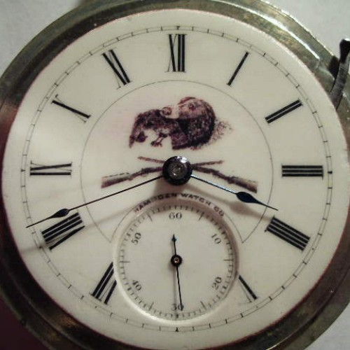 Hampden Grade Unknown Pocket Watch