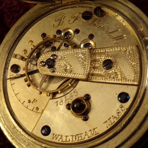 Swiss Imports Grade  Pocket Watch Image