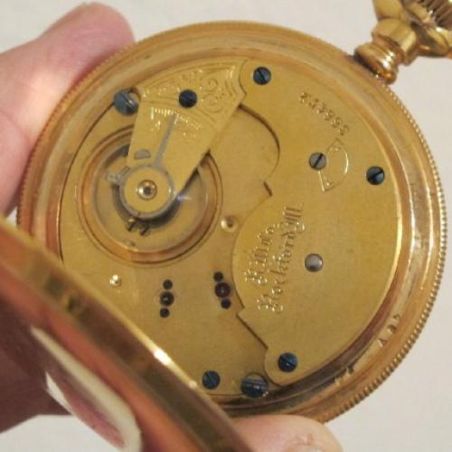 Rockford Grade 94 Pocket Watch Image