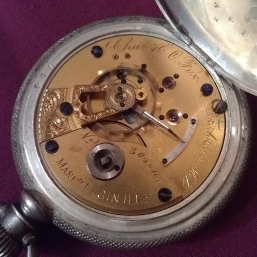 Image of Elgin 57 #304604 Movement