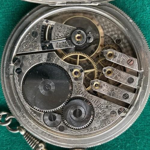 Elgin Grade 241 Pocket Watch Image