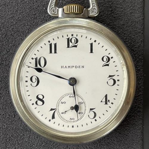 Hampden Grade Dueber Watch Co. Pocket Watch Image