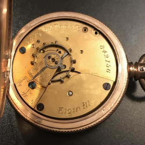 Image of Elgin 6 #842156 Movement