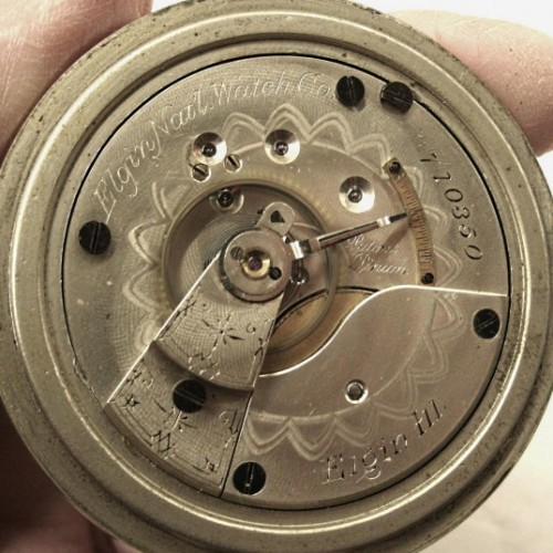 Elgin Grade 88 Pocket Watch Image