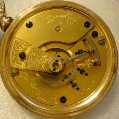 Elgin Grade 77 Pocket Watch