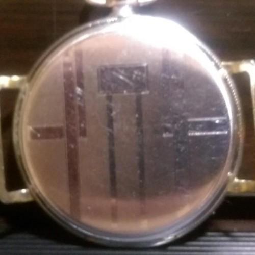 Tissot Grade  Pocket Watch Image