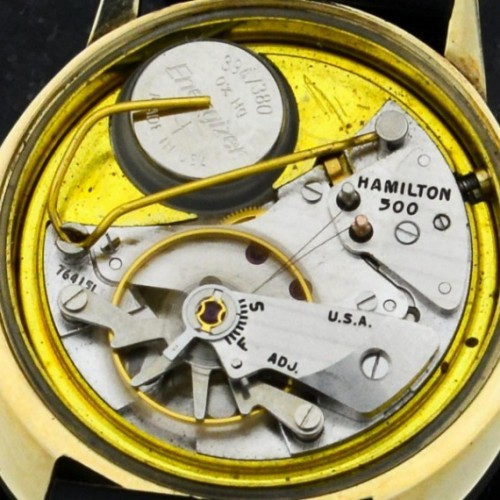 Hamilton Grade 976 Pocket Watch Image