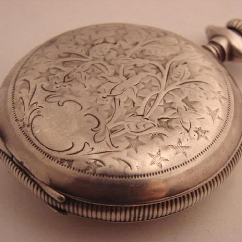 Elgin Grade 307 Pocket Watch Image