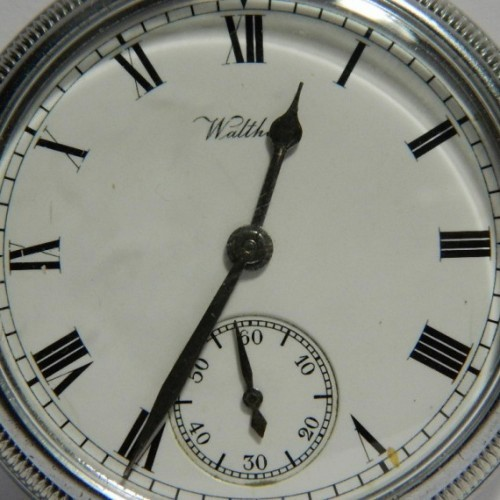 Waltham Grade No. 1609 Pocket Watch Image