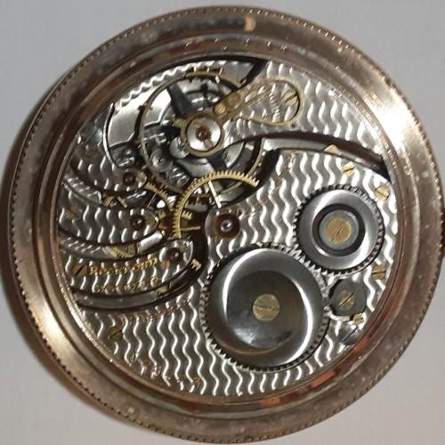 Rockford Grade 325 Pocket Watch Image