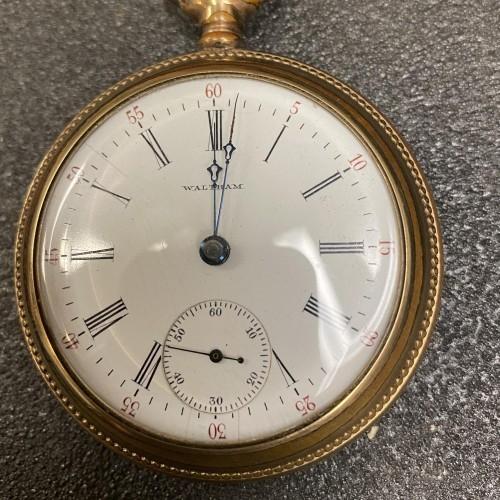 Waltham Grade No. 87 Pocket Watch Image