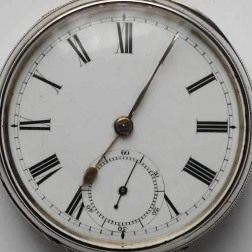Waltham Grade Home Watch Co. Pocket Watch Image